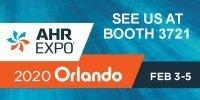 AHR Expo @ Orlando FL - Booth 3721