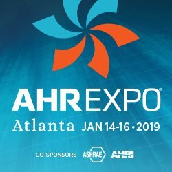 AHR Expo @ Georgia World Congress Center, Atlanta GA - Booth B-835