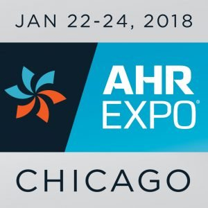 AHR Expo @ McCormick Plance, Chicago IL - Booth 4510