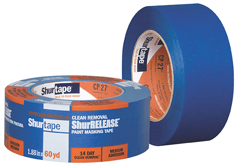 Blue Painter's Tape 1
