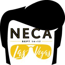 NECA 2019 @ Mandalay Bay Convention Center, Las Vegas, NV - Booth# 3135