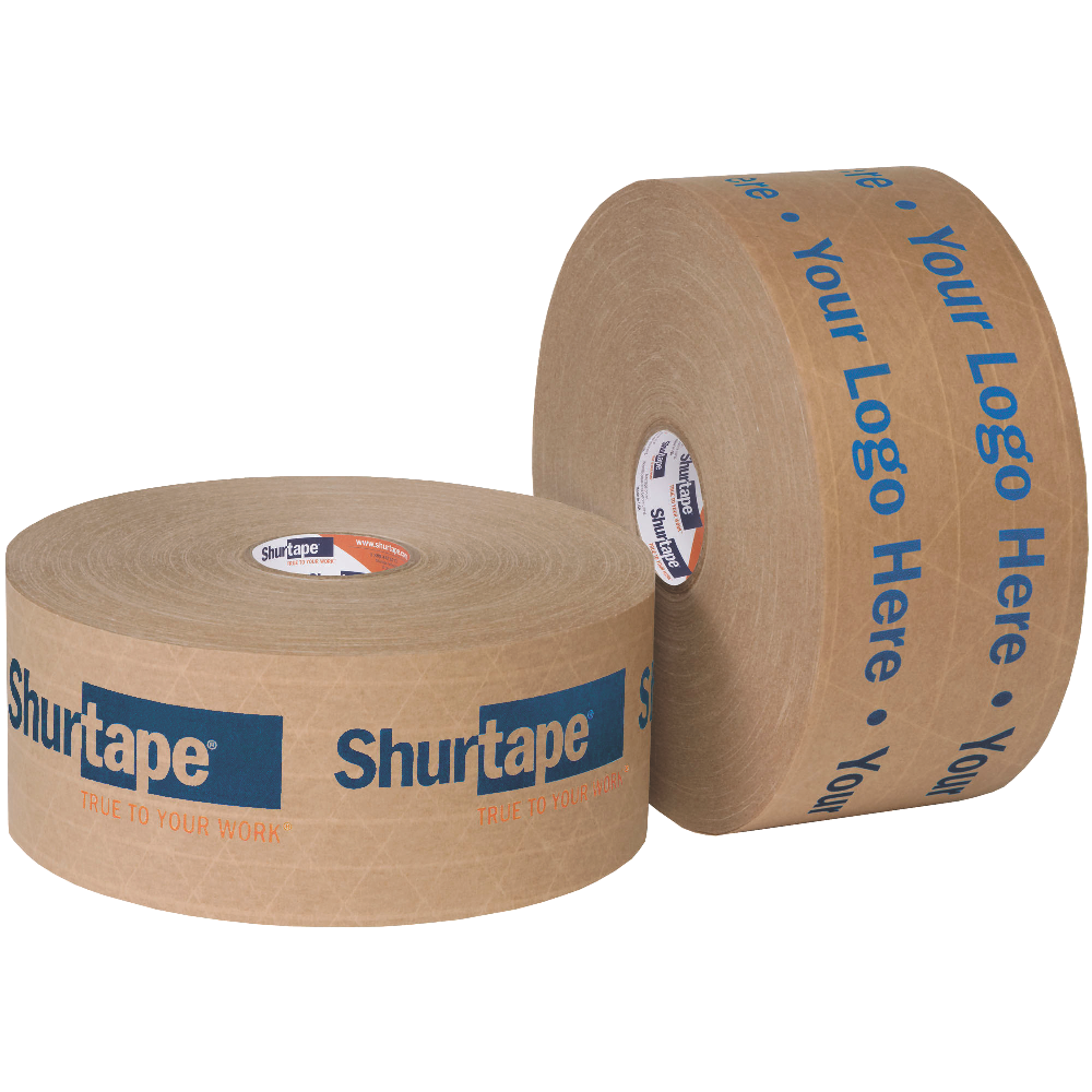 wp 450 extra heavy duty grade water activated reinforced paper tape