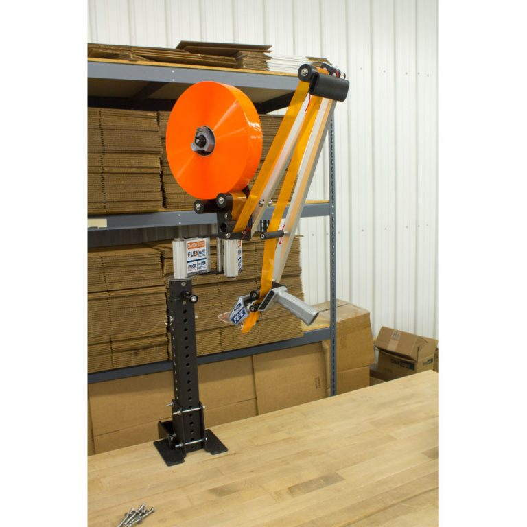 FlexPack Taping System with Folded-Edge® Technology