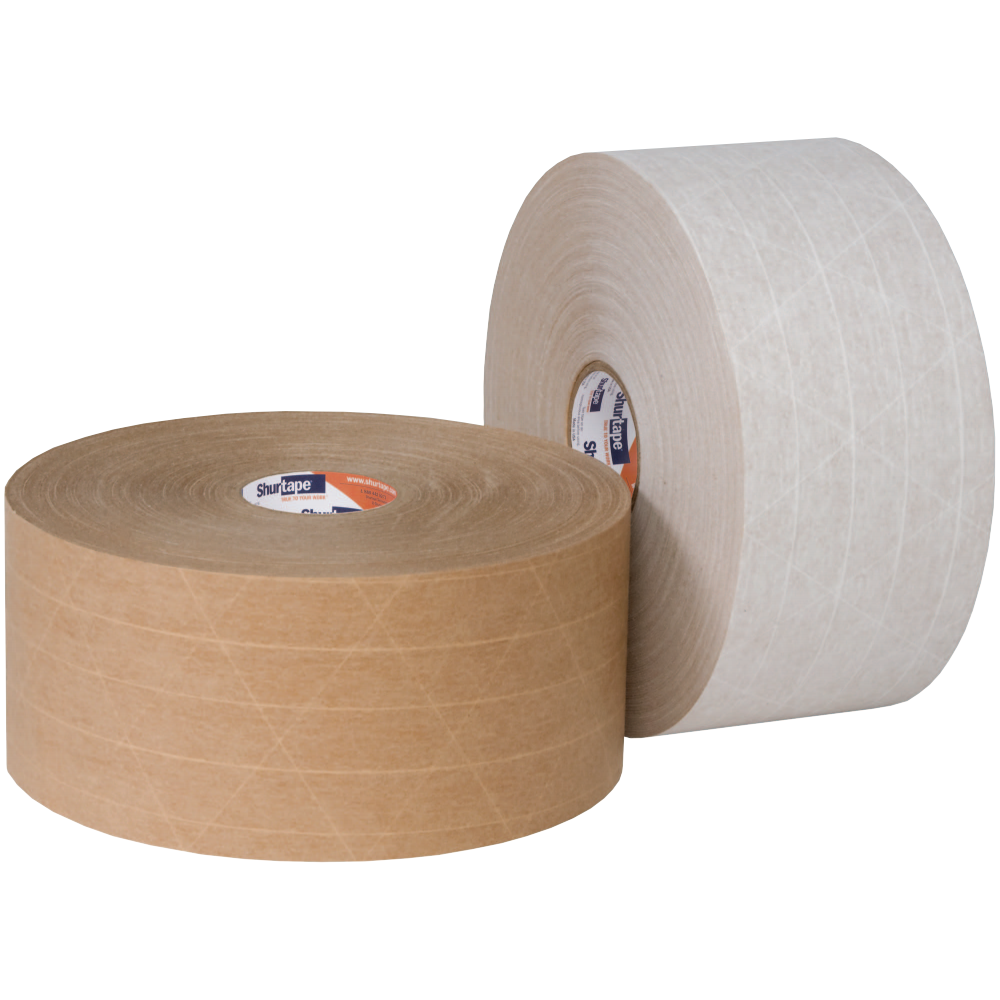 wp 200 production grade water activated reinforced paper tape