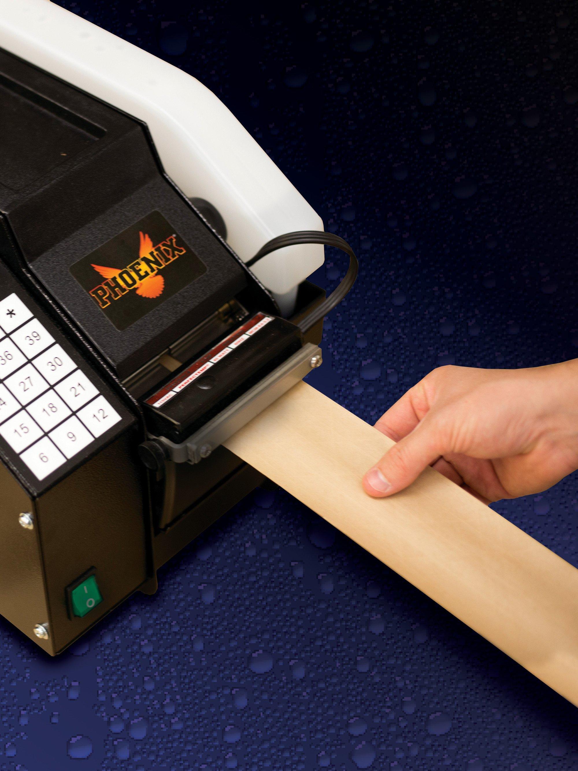 Phoenix 174 E 1 Electronic Gummed Tape Dispenser Shurtape